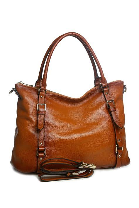 nordstrom rack handbags vicenzo leather callie leather shoulder tote handbag