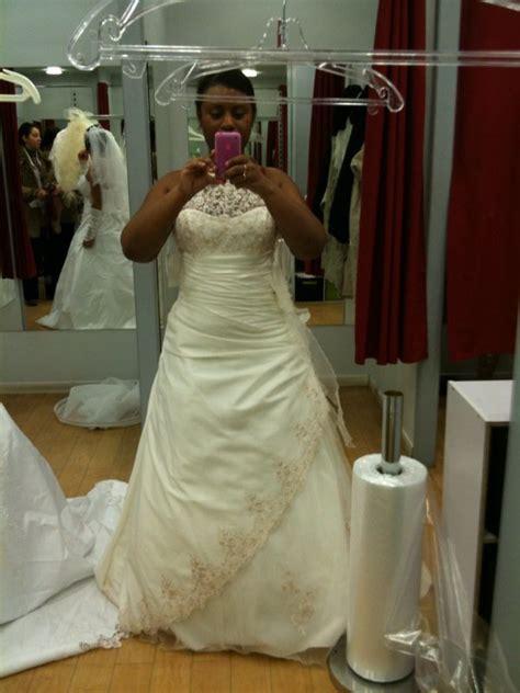 commander une robe de mariee chez tati modeles