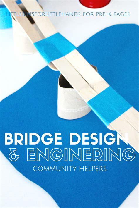 building bridges engineering activity pre k pages 262 | Building Bridges and Engineering STEM Activity