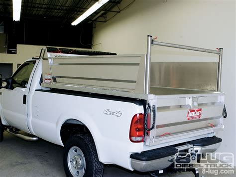 pickup truck dump bed install weingartz supply