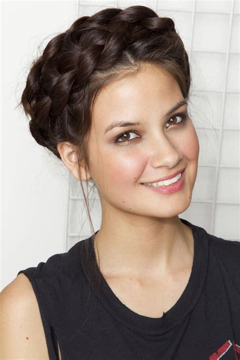 crown braid hairstyle designs you must pretty designs