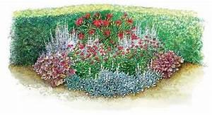 Blumenbeete Zum Nachpflanzen : gestaltungstipps f r kleine staudenbeete flowers gardens staudenbeet garten und staudengarten ~ Yasmunasinghe.com Haus und Dekorationen