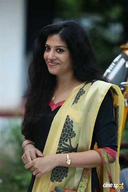 Shivada Nair Sari Saree Ok Unknown Posted