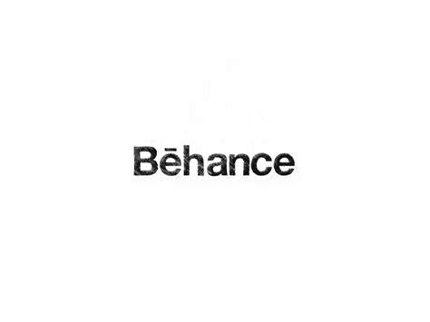 Behance Logo Animation by Iryna Draguntseva (Luzghar) on Dribbble