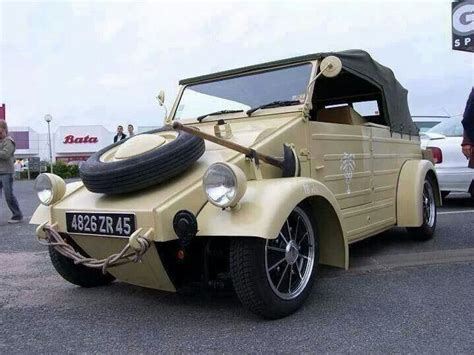 9 Best Images About Vw Kubelwagen Type 62/82 On Pinterest