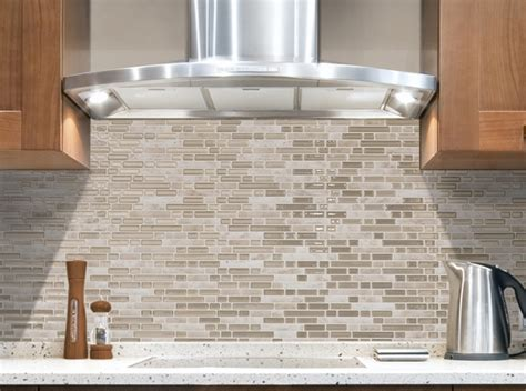sticky backsplash for kitchen peel and stick tile backsplash review of pros and cons 5809