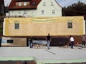 Massivhaus Aus Polen : fertighaus aus polen fertigh user aufbau youtube ~ Articles-book.com Haus und Dekorationen