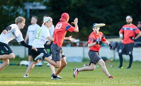 Ultimate Frisbee - Sport Basel