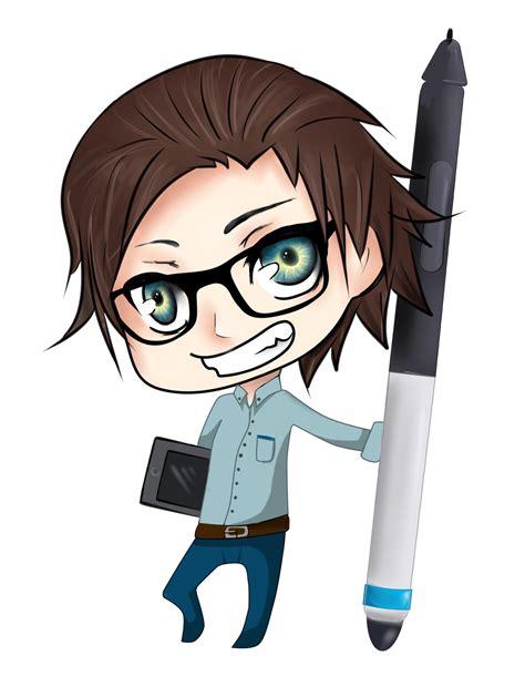anime chibi chibi artist by by on deviantart