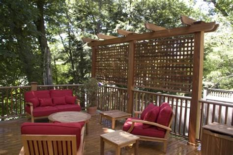 Backyard Privacy Screens Trellis by Garden Design Garden Design With Outdoor Privacy Screen