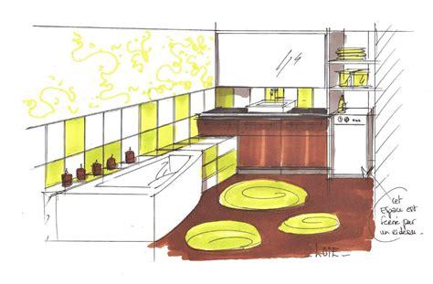 perspective salle de bain perspective salle de bains 001 photo de dessins h 233 lo 239 se desrumaux