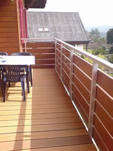 Balkonverkleidung Aus Holz : kunststoffverkleidungen ~ Lizthompson.info Haus und Dekorationen