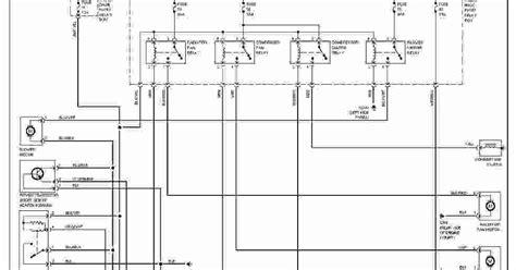 Honda Air Conditioning Circuits System Wiring