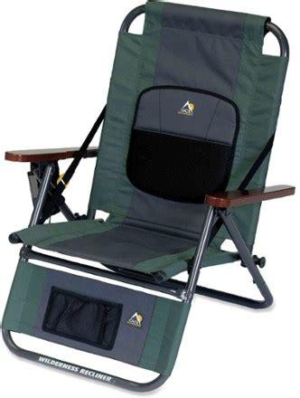gci outdoor wilderness recliner chair rei com