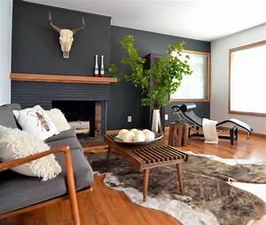 Bold, Black, Fireplaces