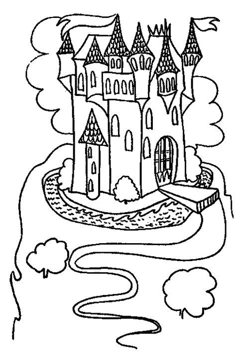 Kleurplaat Paleis Het Loo by Kleuplaten Sprookjes