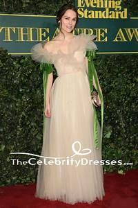 Keira Knightley Tulle Evening Dress London Evening ...