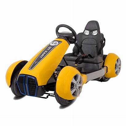 Kart Electric Speed Toy Racer Racing Ride