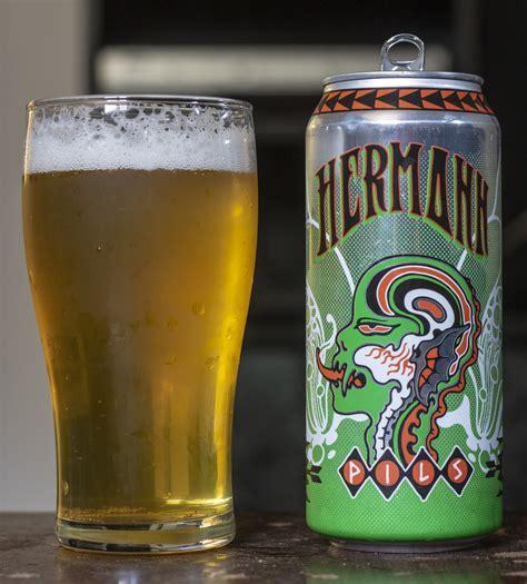 Review: Brasserie Dunham Hermann Pils - BeerCrank.ca