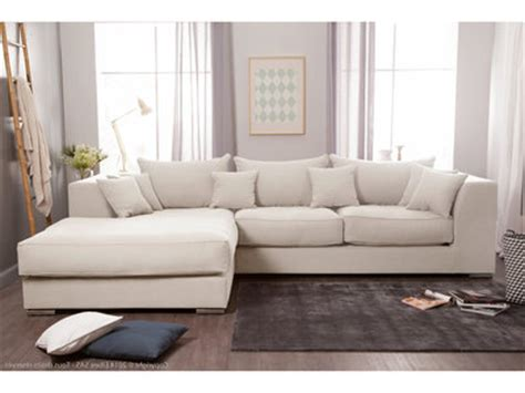canapé d angle moelleux canapé d 39 angle fixe tissus le canape confortable et