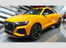 Audi Q4 confirmed for 2019 launch Photos 1 of 2