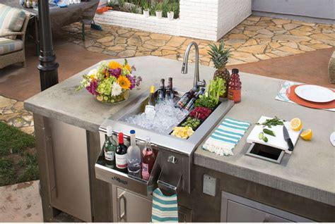 Alfresco Adt Inch Built-in Beverage Center With