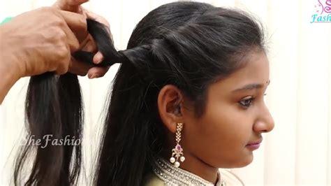 beautifull  easy nice hairstyles  cute  girlskids hair style   part