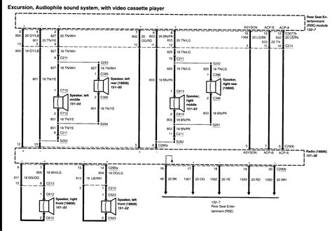 Looking For Radio Wiring Diagram