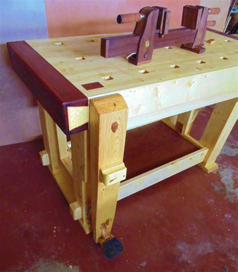 leg vise design finewoodworking