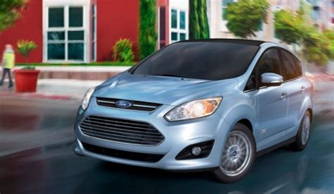 ford c max energi in hybrid ford c max energi to feature 20 of electric only