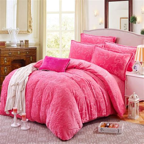 thick comforter sets 10 pounds thick warm gold mink bedding set