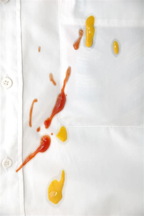 mustard stain remove mustard stains 4 simple solutions
