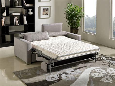 divani casa norfolk modern grey fabric sofa bed sofa