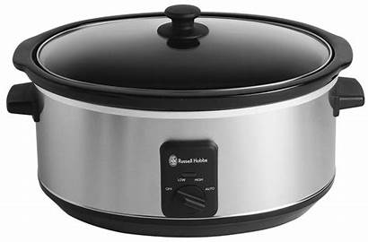 Hobbs Cooker Russell Slow 6l Stainless Steel