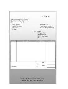 copies of invoices for free blank invoice template blankinvoice org