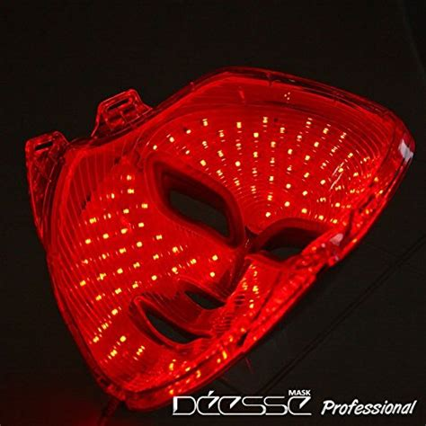 red light therapy near me deesse professional led mask home aesthetic mask