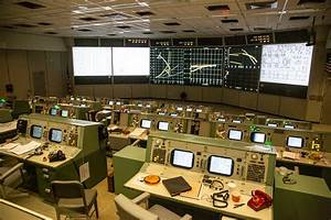 Space, Center, Houston, Welcomes, Visitors, To, The, Newly, Restored, Apollo, Mission, Control, Center