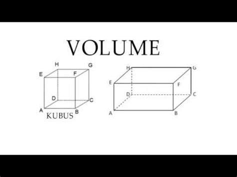 Volume gabungan balok dan kubus   matematika sd smp. CARA MUDAH MENGHITUNG VOLUME KUBUS DAN BALOK - KELAS 5 #1 - YouTube