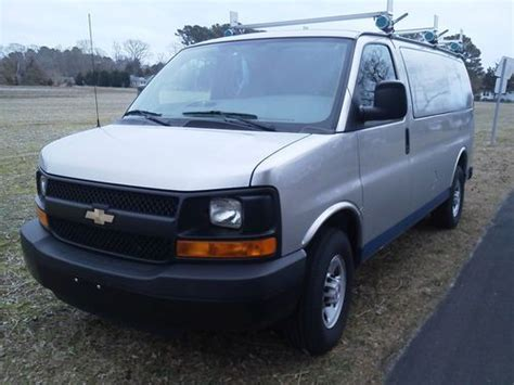 on board diagnostic system 2009 chevrolet express 2500 transmission control find used 2009 chevrolet express 2500 cargo van 4 door 4 8l 16k miles pro cargo package in
