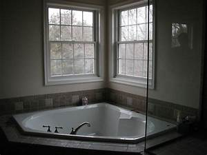 Bathtubs Idea Extraordinary Corner Soaking Tub Drop In