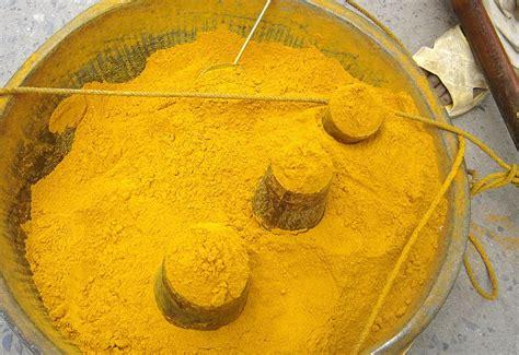 Taste Of Nepal Turmeric  Besar, Besar Ko Dhulo (बेसार