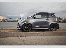 SR Auto Group Scion iQ Tune Car Tuning