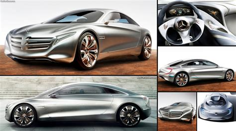 mercedes benz  concept  pictures information
