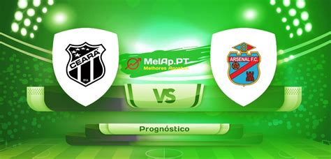 Ceará SC CE vs Arsenal de Sarandi – 12-05-2021 22:15 UTC-0