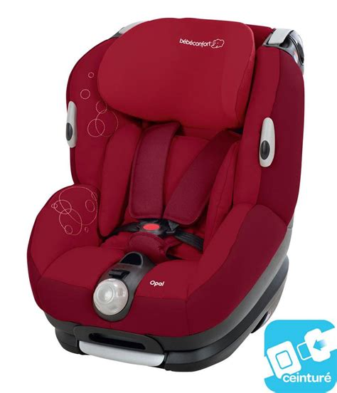 siege auto bebe securite bebe confort opale black amazon fr bébés