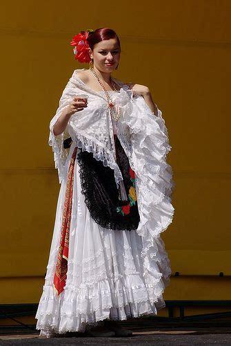 Veracruz Vestidos tipicos de mexico Trajes de mexico y