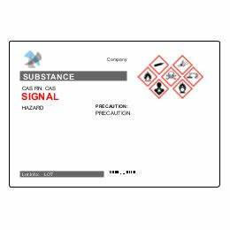 ultraduty ghs chemical labels predesign templates averycom With avery ghs template