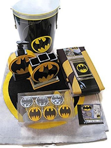 Batman Bathroom Sets by 5 Most Affordable Batman Bathroom Set With High Quality