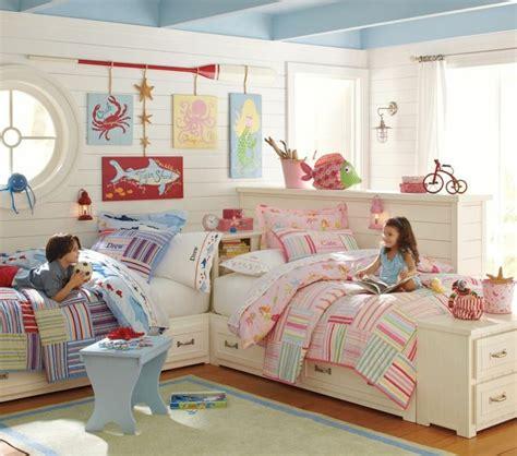 Kinderzimmer Für Zwei Mädchen Und Junge by Kinderzimmer F 252 R Zwei Gestalten 20 Interessante
