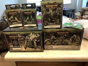 Mystery box!!!! SO HAPPY : Warmachine